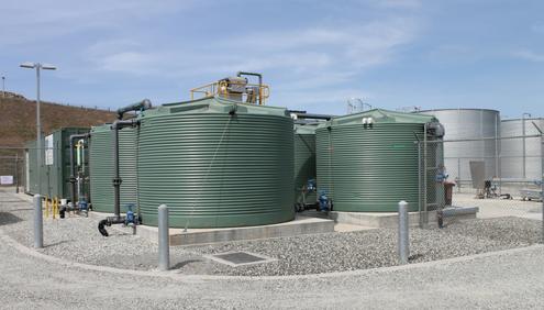 Coerco Industrial Process Tanks