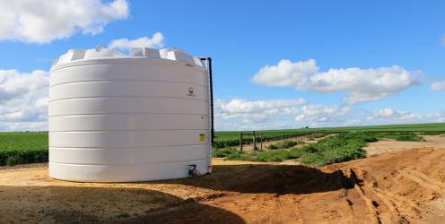 Coerco Liquid Fertiliser Storage Tanks Now with 15 Year Warranty