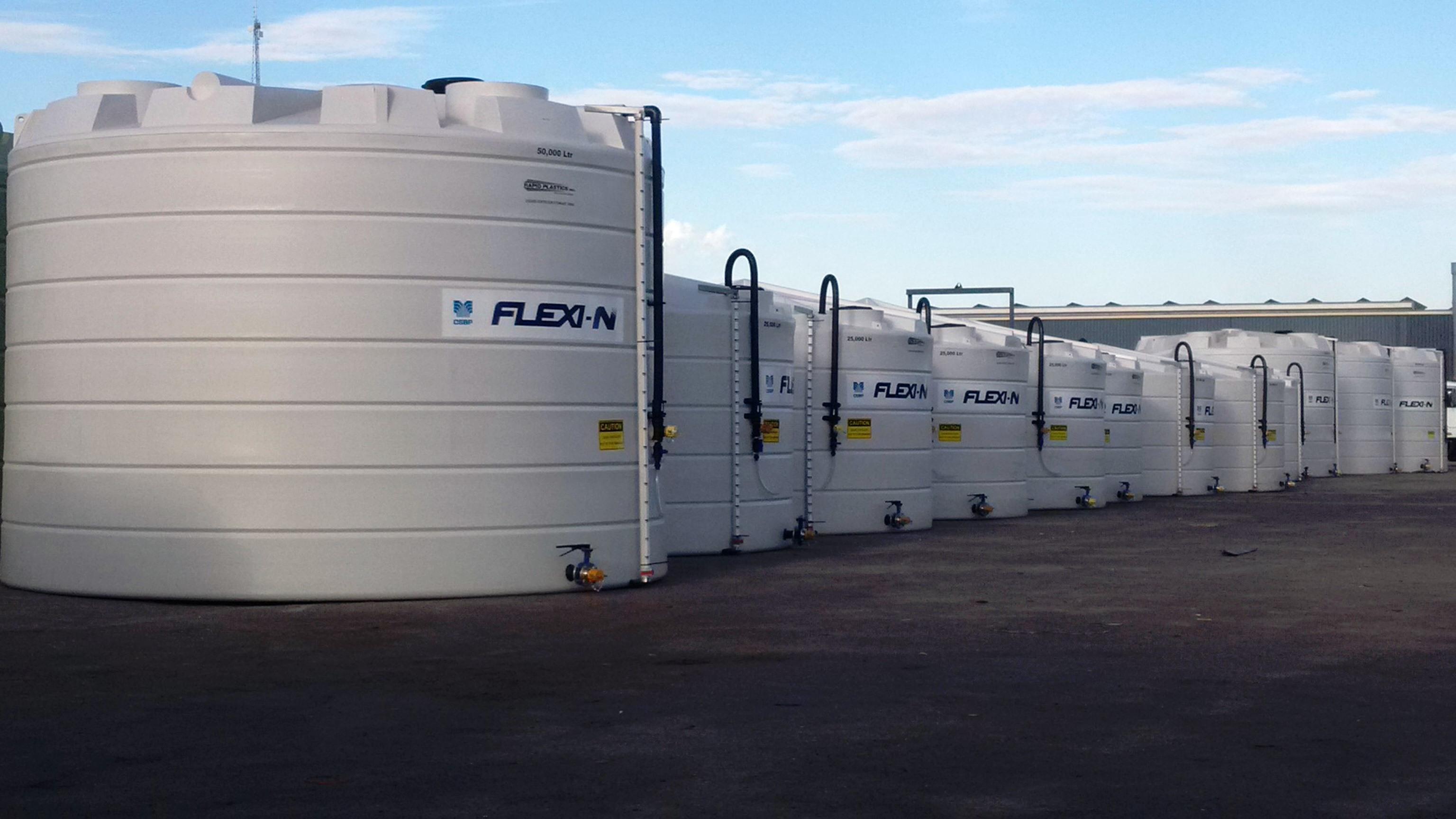 Coerco Liquid Fertiliser Tanks-3