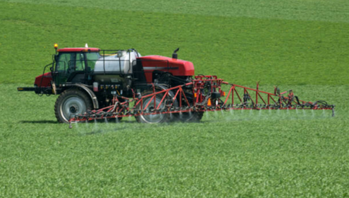 Liquid Fertiliser Spraying (2)