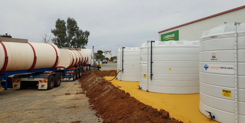 Your Guide for Liquid Fertiliser Storage Tanks