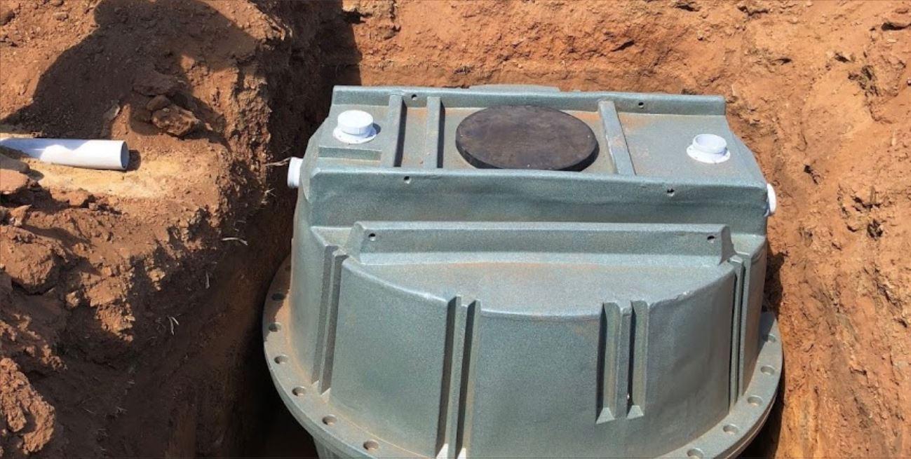 coerco septic tank installation