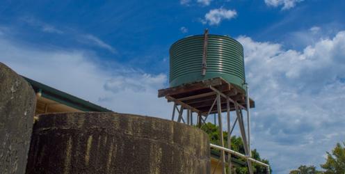 water storage tank wa